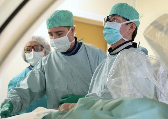 Мастер-класс ведущего рентгенхирурга Японии в Федеральном Кардиоцентре Красноярска