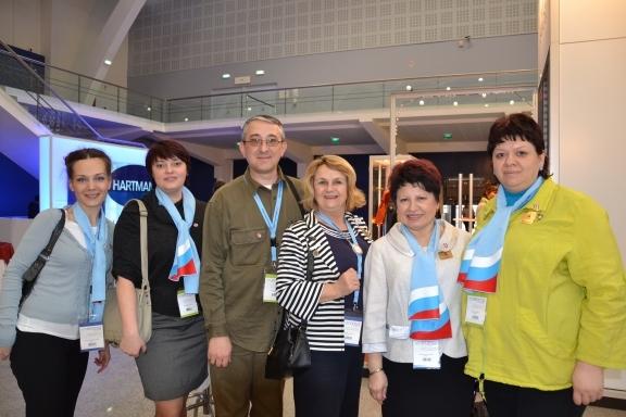 Делегация Кардиоцентра приняла участие в европейском конгрессе медицинских сестер периоперативной практики