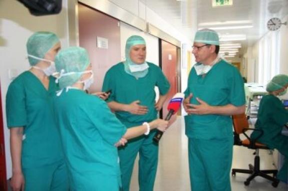 Операции на аорте в Кардиоцентре Красноярска