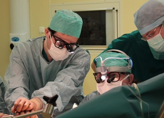 В Федеральном Кардиоцентре Красноярска прошли первые операции на митральном клапане через минидоступ