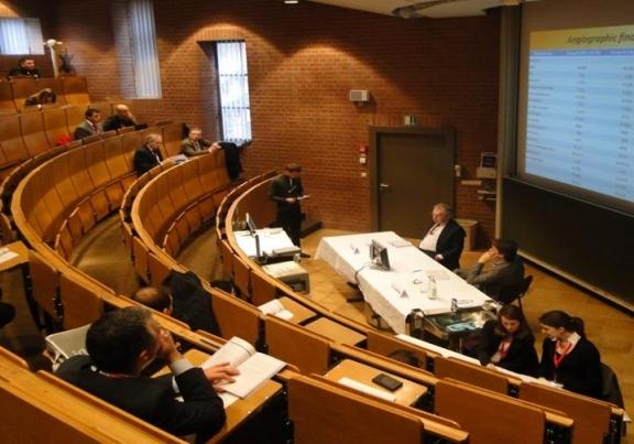 Хирурги Кардиоцентра представили свои доклады на Европейском съезде