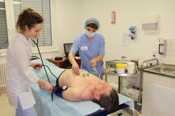 Федеральный Кардиоцентр Красноярска начал принимать экстренных пациентов с острым инфарктом миокарда