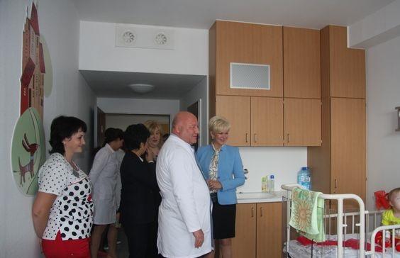 Заместитель министра здравоохранения РФ Татьяна Яковлева посетила федеральный Кардиоцентр Красноярска