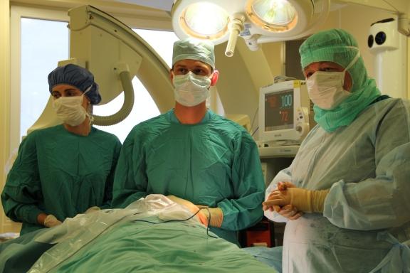 В федеральном Кардиоцентре Красноярска прошли обучение врачи из Казахстана