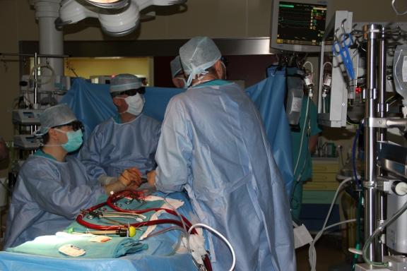 Первые операции на сердце с использованием 3D технологий прошли в Кардиоцентре Красноярска
